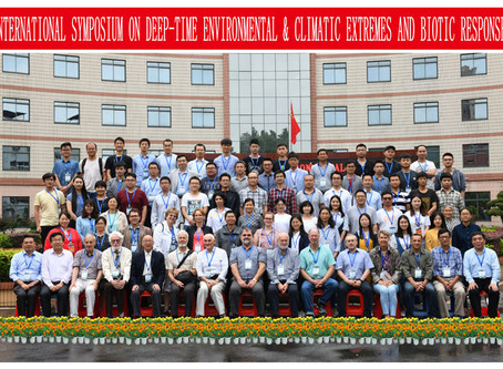 International Symposium on Deep-time Environmental & Climatic Extremes and Biotic Responses