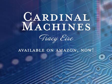 Cardinal Machines ad underway!