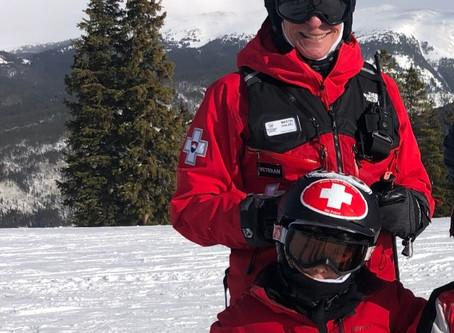 Getting to Know the Ski Patrol: Meet Martin Halzel & Timi Davenport from Winter Park