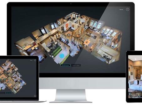 Matterport 3D Showcase – хит при агенциите за недвижими имоти
