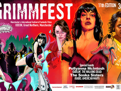 Grimmfest Film Festival 2019 announces some very special guests