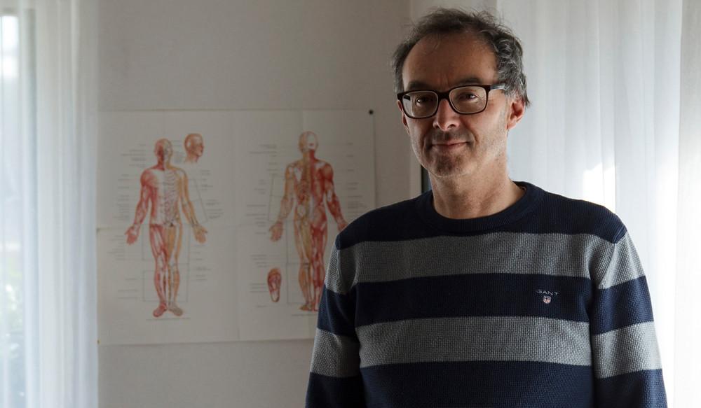 Alain Ryser | Ostéopathe | Cabinet des Colombettes