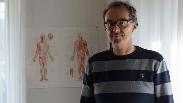 Création du site Alain Ryser Ostéopathe