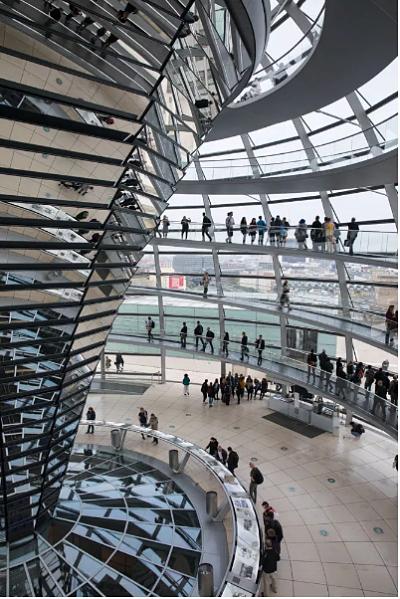 Reichstag Cupola Berlin