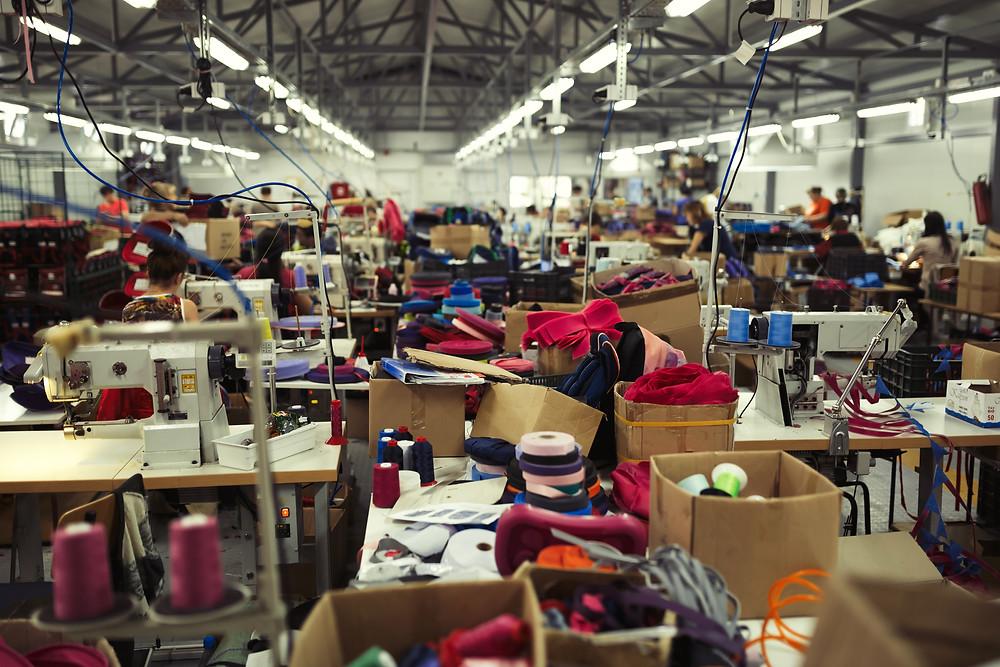 industrie du vêtement , salon du tissu , consommation , impact carbone , environnement ,