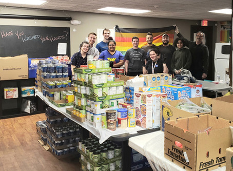 RI Pride Establishes Emergency Food and Supply Drive
