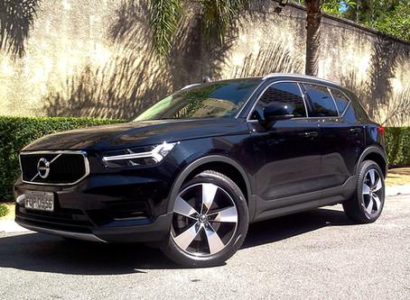 Avaliação: Volvo XC40 Momentum, é a porta de entrada para os SUVs da marca sueca