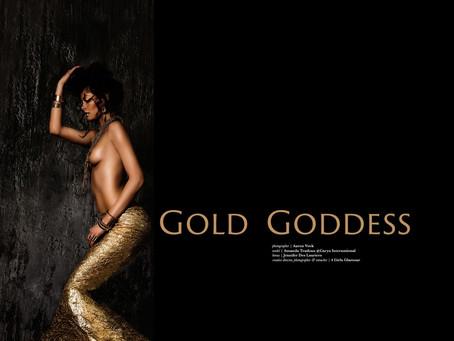 PQs Gold Goddess.
