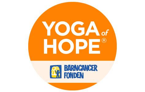 Yoga och hjälp Barncancerfonden | Yoga of Hope 2018