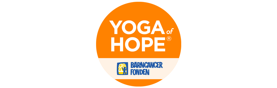 Yoga of Hope arrangeras av Barncancerfonden