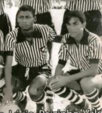 Nininho e Santana, nem Tostão e nem Pelé...