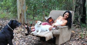 Meet Shoba Sadler, Award-Winning Author of Child of Dust