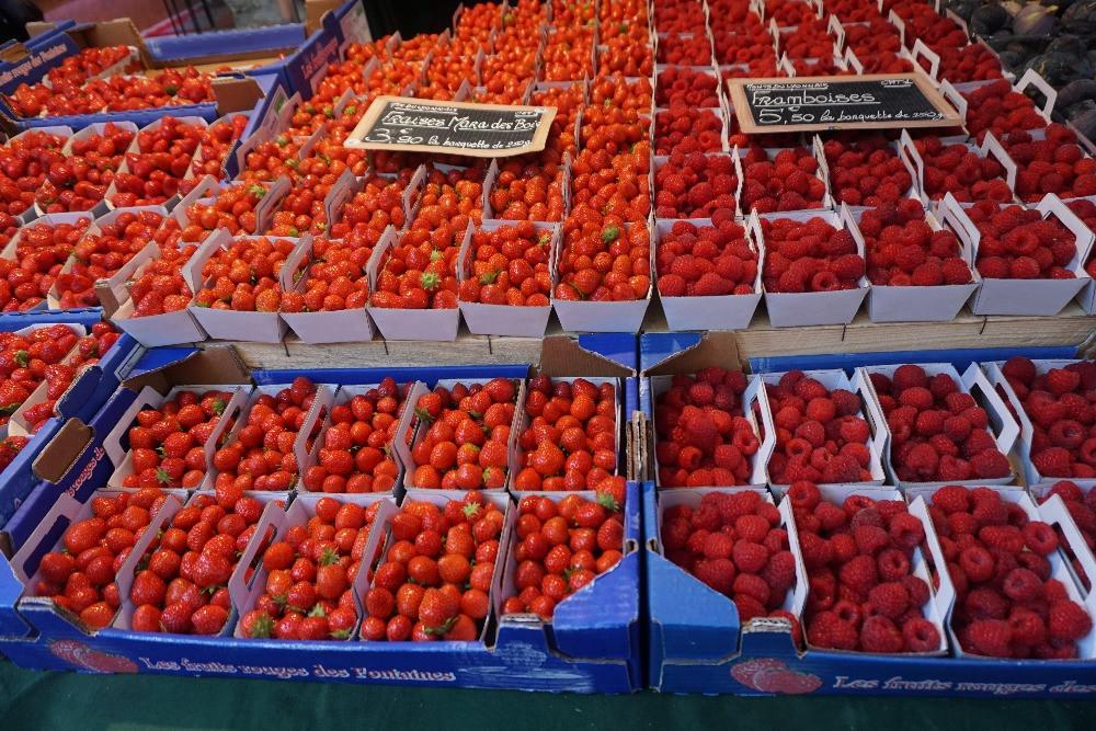 שוק אנסי, צרפת