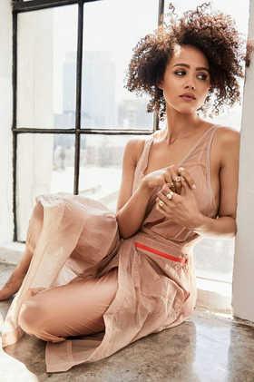 Nathalie Emmanuel Undressed