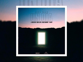 Un Día (One Day) - J. Balvin, Dua Lipa, Bad Bunny y Tainy