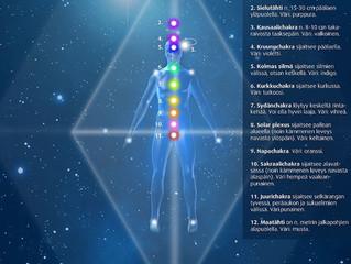 12-chakrajärjestelmä & valokeho