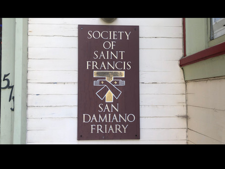 A New Video of the San Damiano Friary