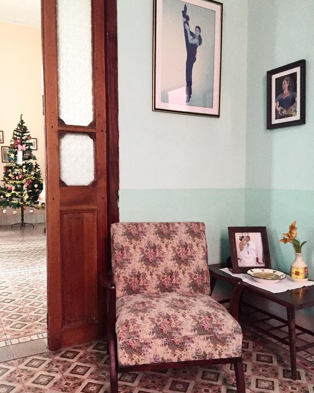 Casa particular in Havana, Cuba