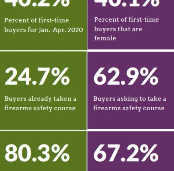 What Type of Guns are First-Time Owners Buying?