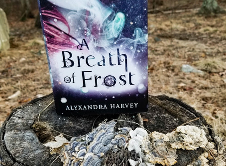 Book Review - A Breath of Frost