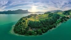 Mondsee | Aerial-Fotographie für Tourismus-Marketing