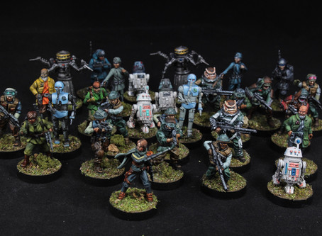 Jyn Pathfinders and more