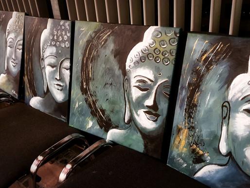 MalEvent - Jetzt mal *Buddha* bei die Fische...