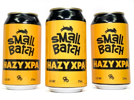 Reckless Brewing Co Releases its First Small Batch - A Hazy XPA
