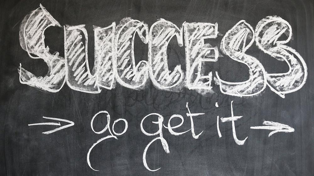 La fórmula para triunfar en la vida