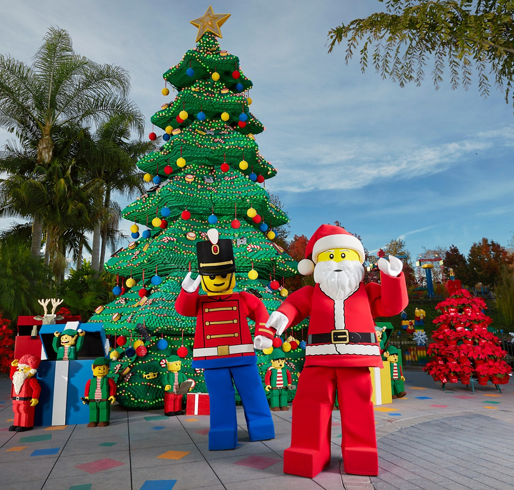 Legoland Holidays Carlsbad Best Top Holiday Christmas events activities list guide for families kids are still happening in San Diego December 2020 what to do this year