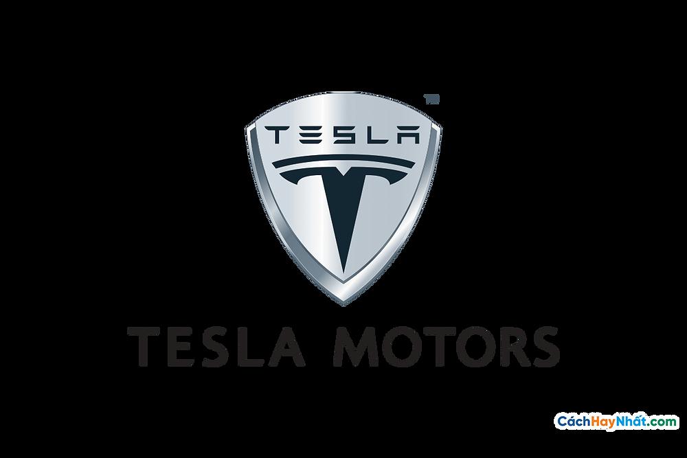 Logo Tesla PNG