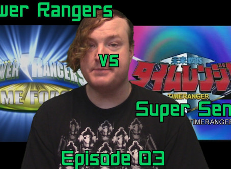 Power Rangers vs Super Sentai Episode 03