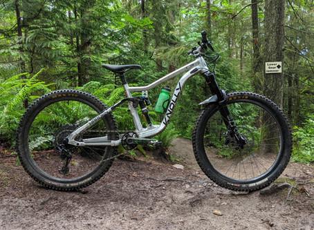 Bike Check: Warden 160mm