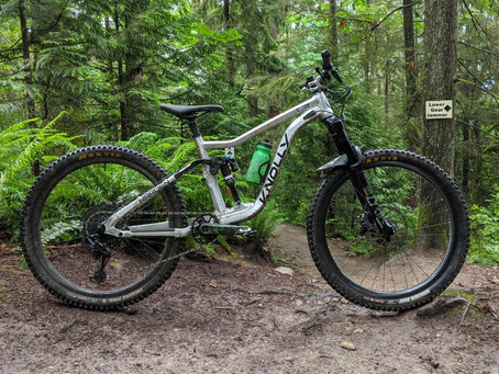 Bike Check: Warden 160mm
