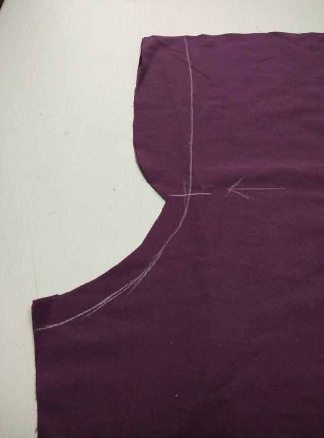 Zipper seam