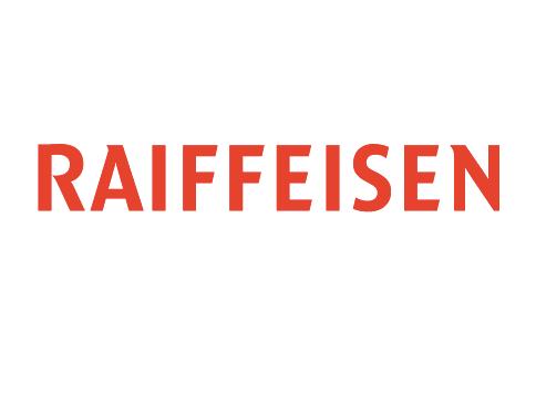 Raiffeisenbank als Hauptsponsor