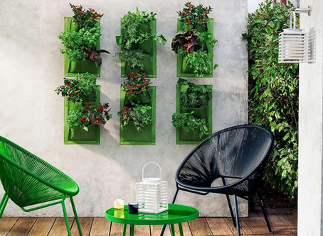 Easy style shortcuts to making your Balcony Beautiful!