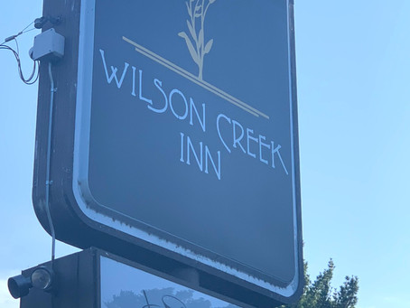Date Night Review-Wilson Creek Inn (Menomonie, WI)