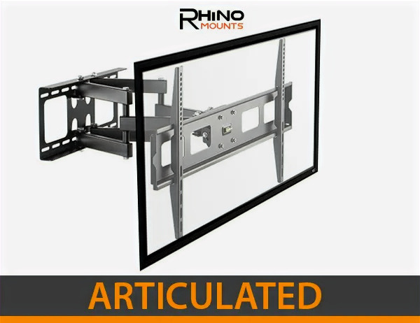 Articulated Rhino TV Mount