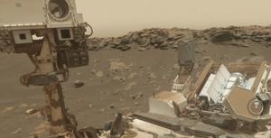 Mars'ın Yüksek Çözünürlüklü Yeni Bir Fotoğrafı Çıktı