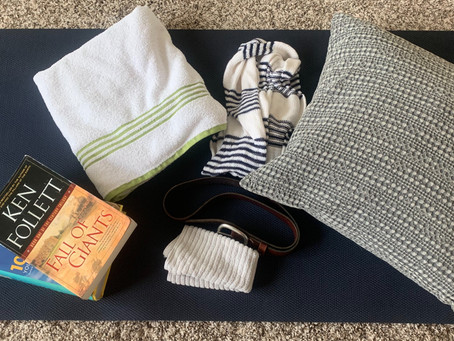 Yoga Prop Hacks - Totally Acceptable Prop Substitutions