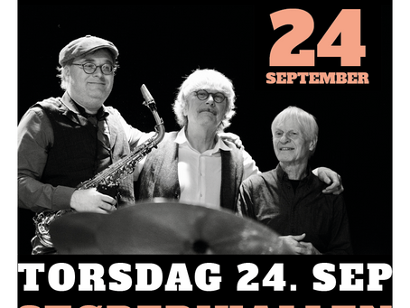 NY DATO - KOPPEL & SØN, feat. RIEL - 24. SEP.