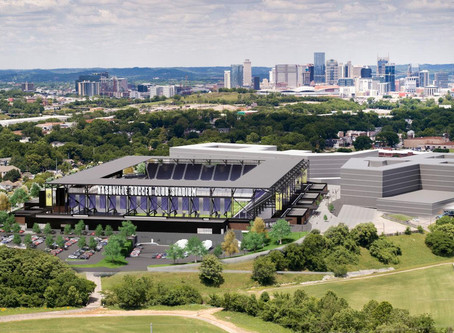 BREAKING: Mayor Cooper Agrees To Stadium Deal With Nashville SC