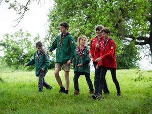 Initiatives et ressources pour vivre et faire vivre le scoutisme et le guidisme même à la maison !