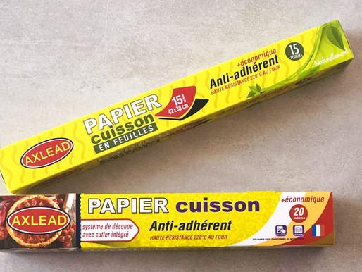 5 façons insolites d'utiliser du papier cuisson