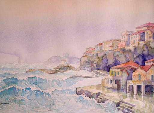 """""""Χρώμα σε Νερό ΙΙΙ: Θάλασσα και Πόλη"""", στις 25 Ιουνίου στην Αθήνα"""