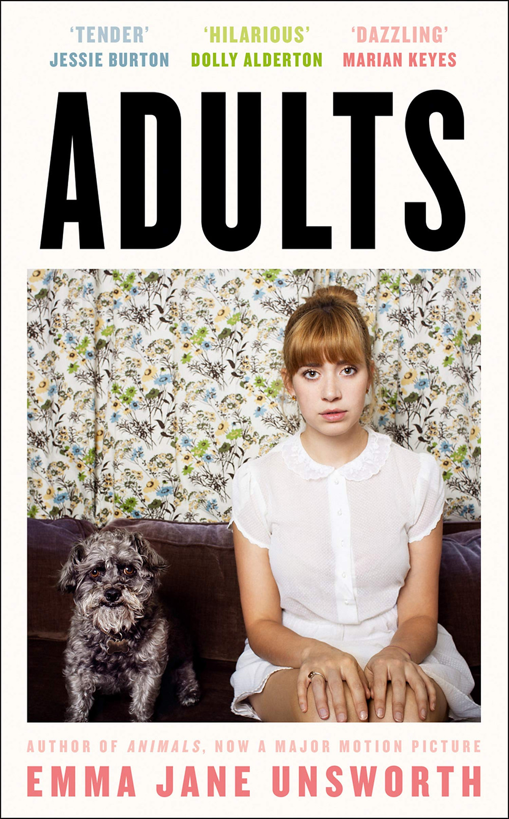 grown ups (US)/Adults(UK) by Emma Jane Unsworth