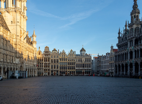 Belgian Political Update - Friday 17 April 2020