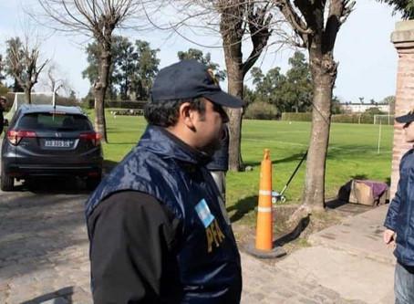 Operativo en la quinta de Macri para determinar si el expresidente violó el aislamiento social