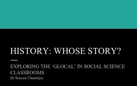 History: Whose Story?